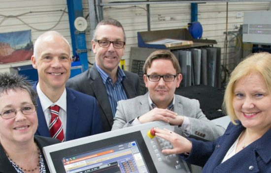 Manufacturing Hub Launch