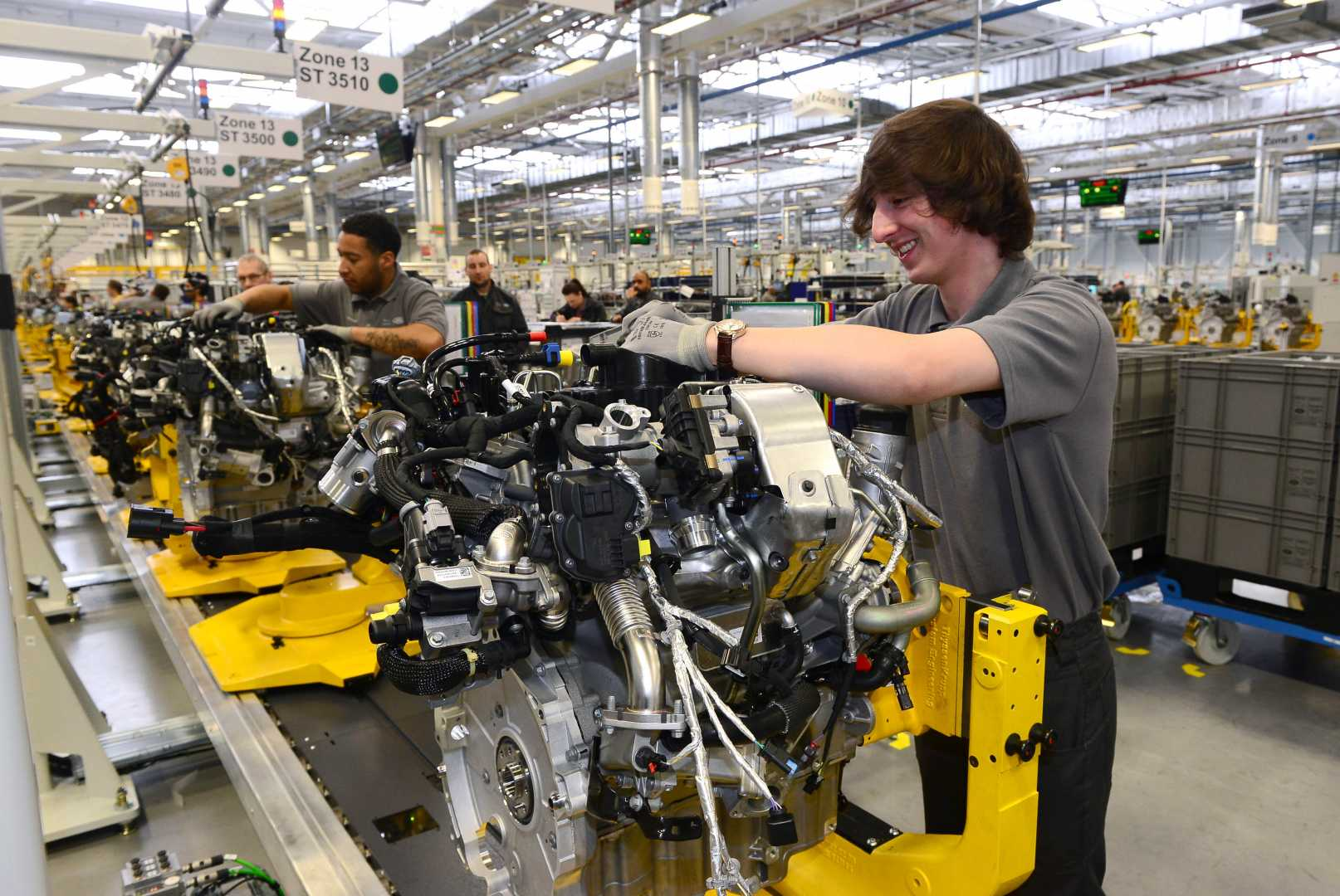 The Top Uk Engineering Firms For Fresh Graduates The Manufacturer