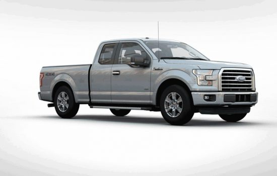 The toughest, smartest, most capable and safest F-150 ever is also the greenest according to Ford - image courtesy of Ford