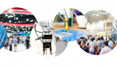 TM Smart Factory Expo - Website Header Image. Demonstrating Industry 4.0 and IoT Thought Leadership Network