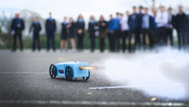 BLOODHOUND microbit rocket car