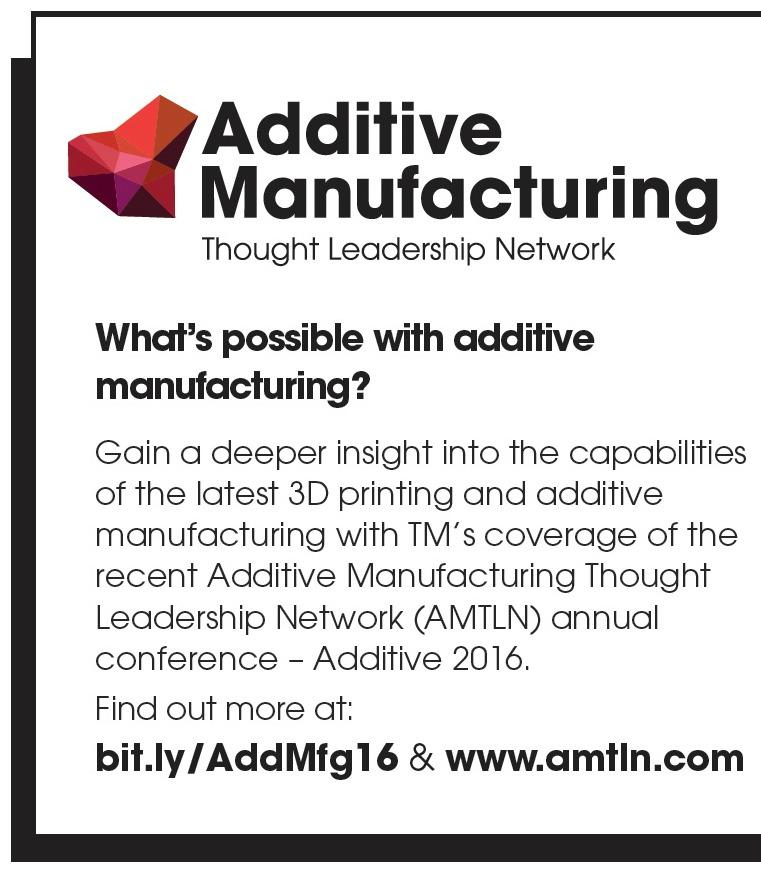 Additive Manufacturing AMTLN Plug & Link
