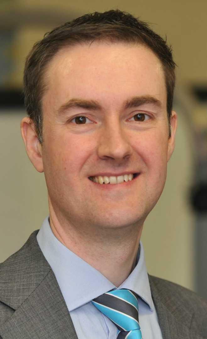 Chris McDonald, chief executive, Materials Processing Institute.