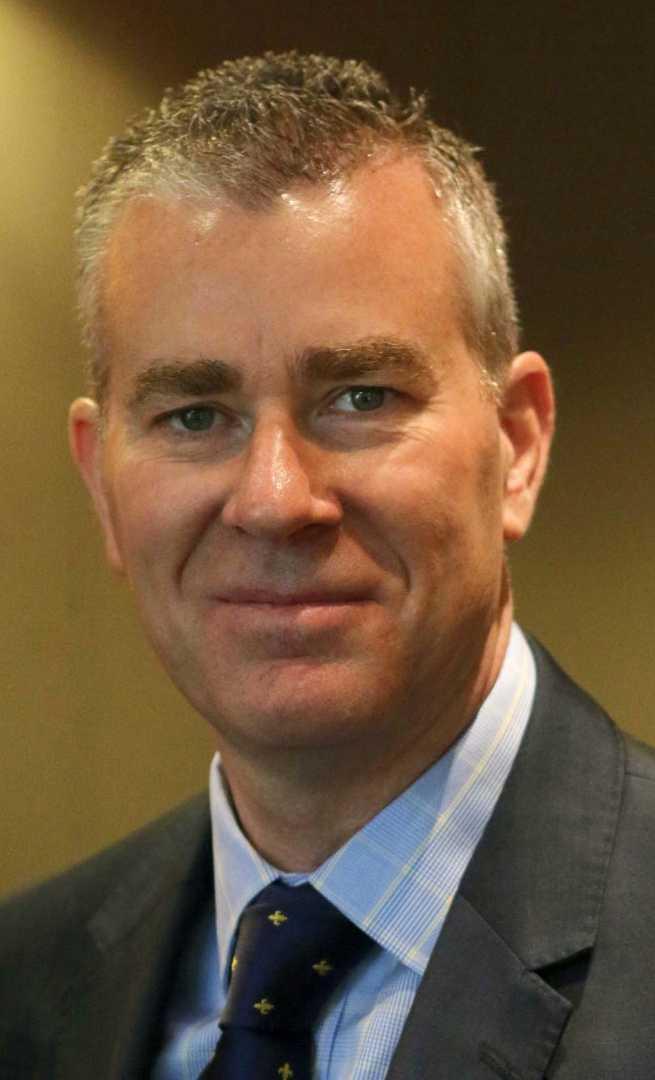 Tim Hopkinson, managing director, Hargreaves.
