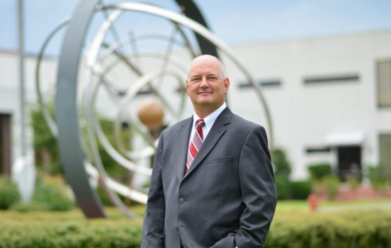 Jay Wileman is President & CEO of the Wilmington, North Carolina-based GE Hitatchi - image courtesy of GE.