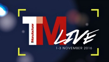 TM Live - The Manufacturer Live Logo