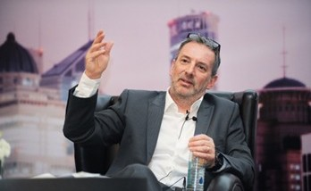 """Mick Jones, former Supply Chain Executive at Lenovo and guest speaker, called the impact on the supply chain a """"tsunami of change"""" that will alter the way we approach business in the future."""