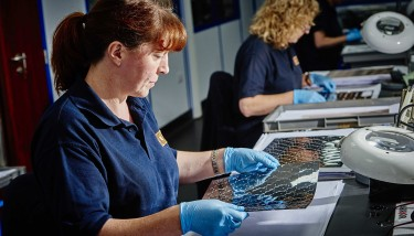 Continuous Improvement - Advanced Chemical Etching (ACE) currently has a workforce of 46.