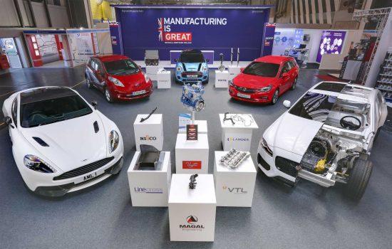 SMMT Automechanika 2016 UK Automotive