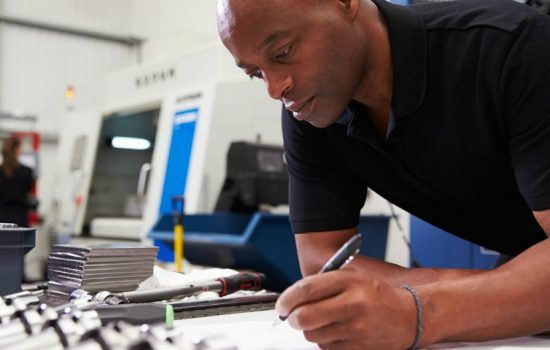 Manufacturing Servitization Pricing Strategy Stock Image