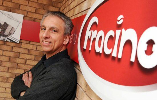 Adrian Maxwell, managing director, Fracino - image courtesy of Fracino.