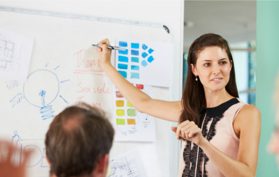 ValuingYou-Leadership Culture Employee Enagement Stock Image