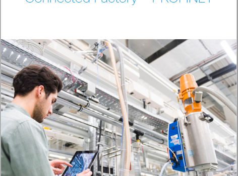 Is your factory connected - Cisco Profinet cover