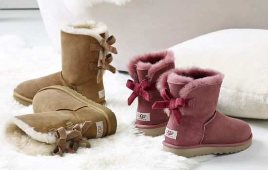 The real deal - authentic UGG boots - image courtesy of Decker Brands
