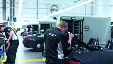 The Technical Centre employees 200 skilled engineers - image courtesy of JLR.