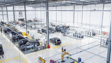 The Technical Centre will house manufacturing; paint; technical and customer commissioning, and presentation zones - image courtesy of JLR.