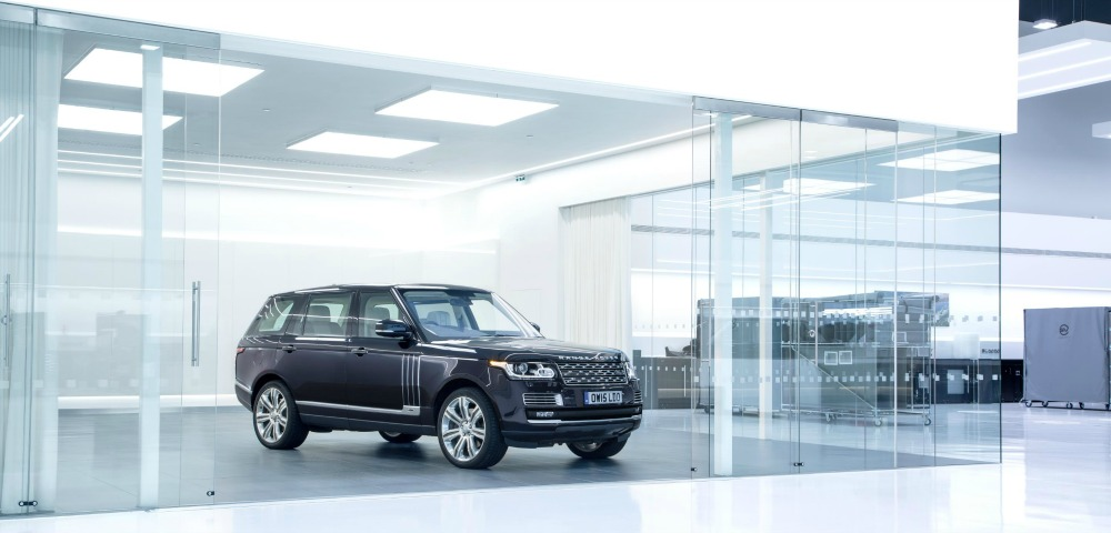In future, customers will be able to visit the Technical Centre's Bespoke Commissioning Suite by invitation - image courtesy of JLR.