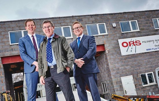 West Midlands firm targets business growth
