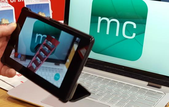 MarchantCain Augment Reality AR IP Application