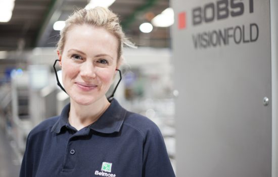 Workplace Diversity - Kate Hulley, manufacturing owner, Boxed Up.