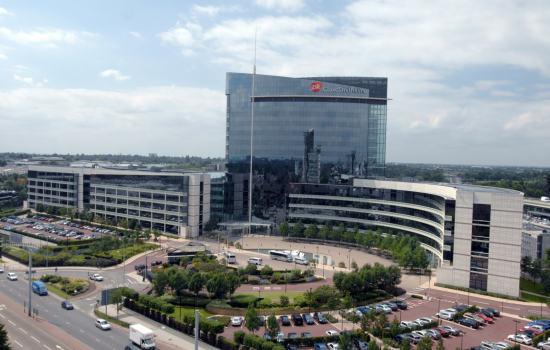 GSK's corporate headquarters in Brentford, London