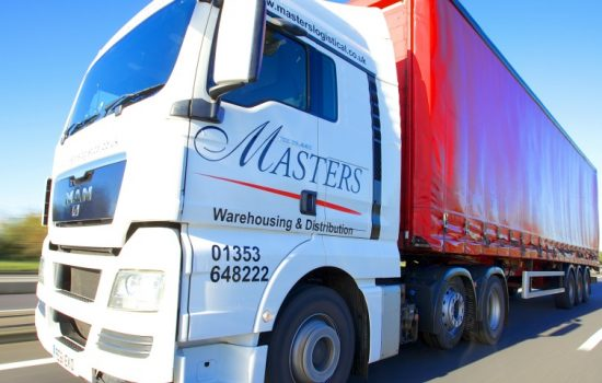 Based in Ely, Masters specialises in offering businesses a first-class warehousing and distribution service.