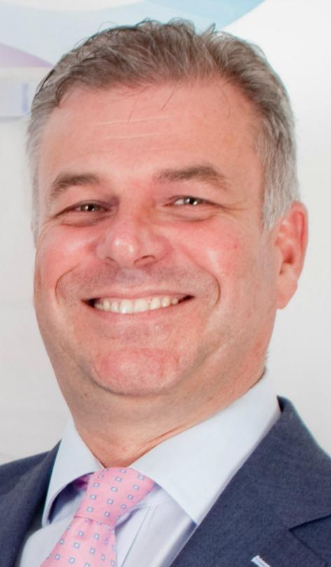 Richard Anderson, CEO, Crawford Healthcare.