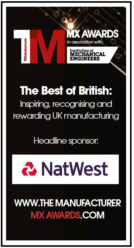 Natwest Best of British - TMMX Awards Sponsor