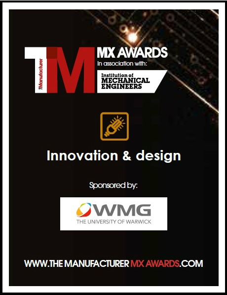 WMG Innovation & Design - TMMX Awards Sponsor