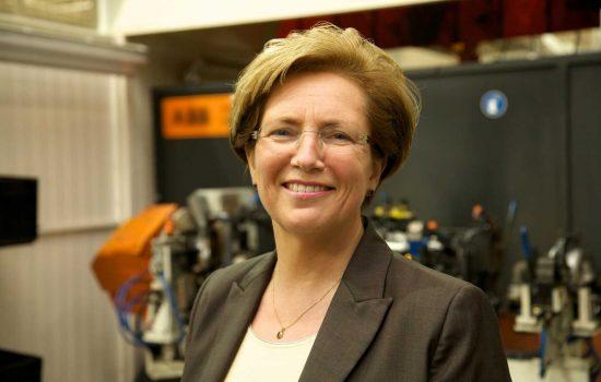Carol Burke, mechanical engineer, Unipart Manufacturing.