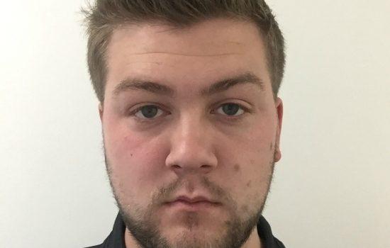 Luke Mooney, junior production engineer, Evoqua Water Technologies.