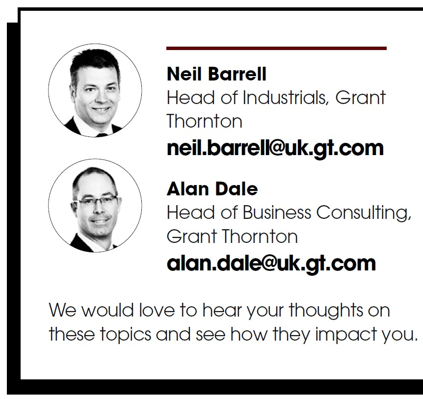 Grant Thornton - Neil Barrell & Alan Dale
