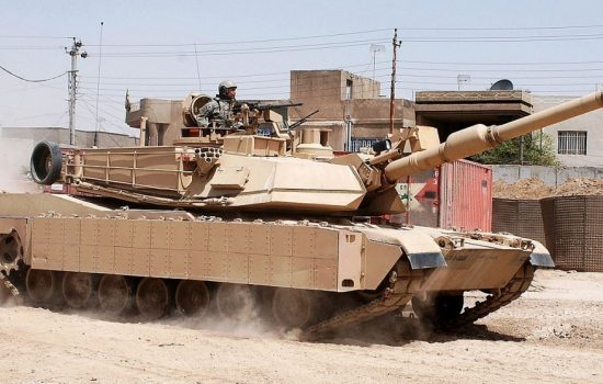 Saudi Arabia intends to buy over 150 M1 Abrams tanks. Image courtesy of Wikipedia Commons