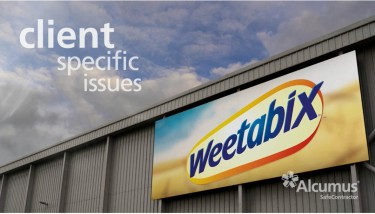 "No SafeContractor membership, no entry into Weetabix"" – Gary Mobbs, Group Heath & Safety Manager at Weetabix Ltd"
