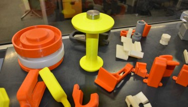 Using Stratasys additive manufacturing technology, Volvo Trucks has reduced turnaround times on certain clamps, jigs and supports from 36 days to just two days