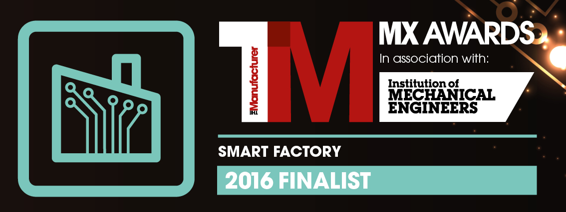 Smart Factory Finalist 2016 - TMMX Awards
