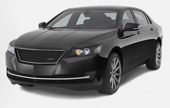 A VM Motors concept car design. Image courtesy of WM Motors.