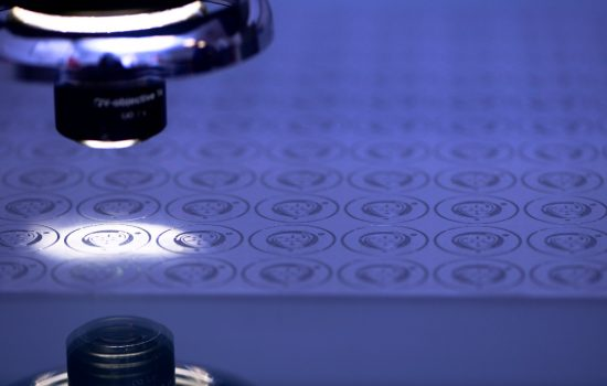 For over 50 years, Precision Micro has pioneered photo-etching - image courtesy of Precision Micro.
