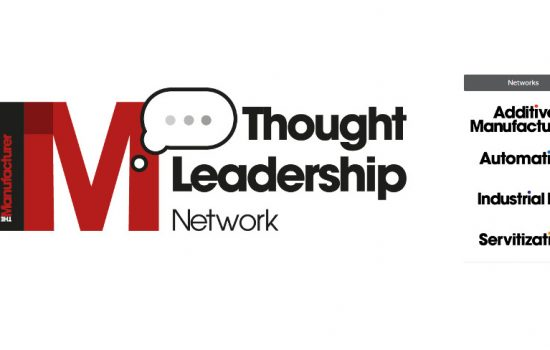 The Manufacturer Thought Leadership networks