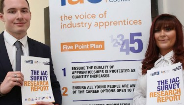 Industry Apprentices Coucil Five Point Plan - EAL Semta