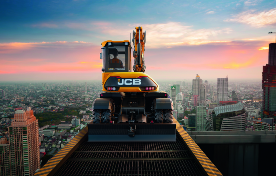 The construction company has announced to create 600 new jobs - image courtesy of JCB.