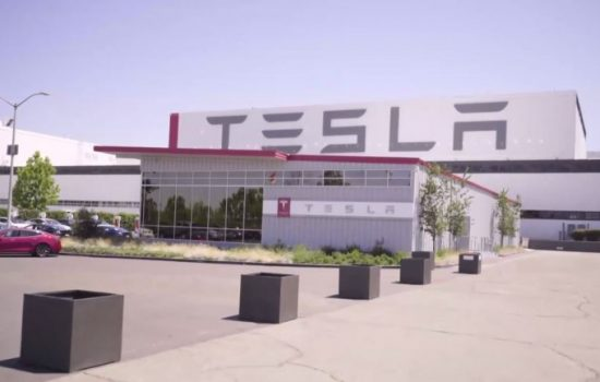 Tesla will provide 20MW of battery storage for Southern California Edison. Image courtesy of Tesla.