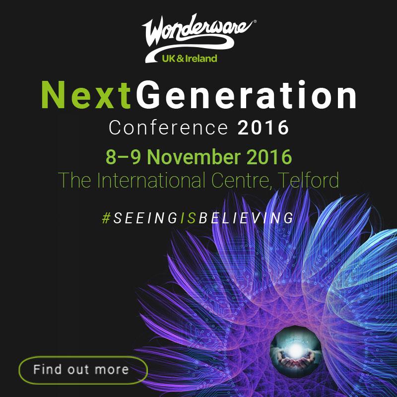 Wonderware UK & I - NextGeneration Conference 2016
