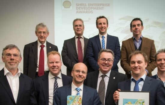 Shell Springboard Finalists 2016 - image courtesy of Shell. low carbon and low-emission