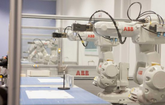 The relationship between ABB and HPE is designed to maximise data functions at the edge- image courtesy of ABB