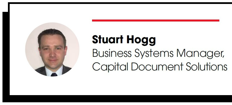 Stuart Hogg - Capital Document Solutions