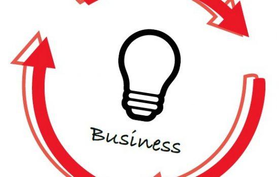 Stock Image Business Idea Innovation