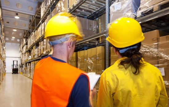 Warehouses promote marketing, availability of product and selling of the products when the demand becomes just as important as the supply - image courtesy of Istock