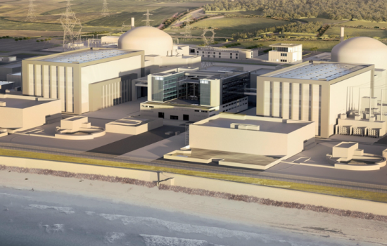 Hinkley power station designers are being sued for delays to another project.