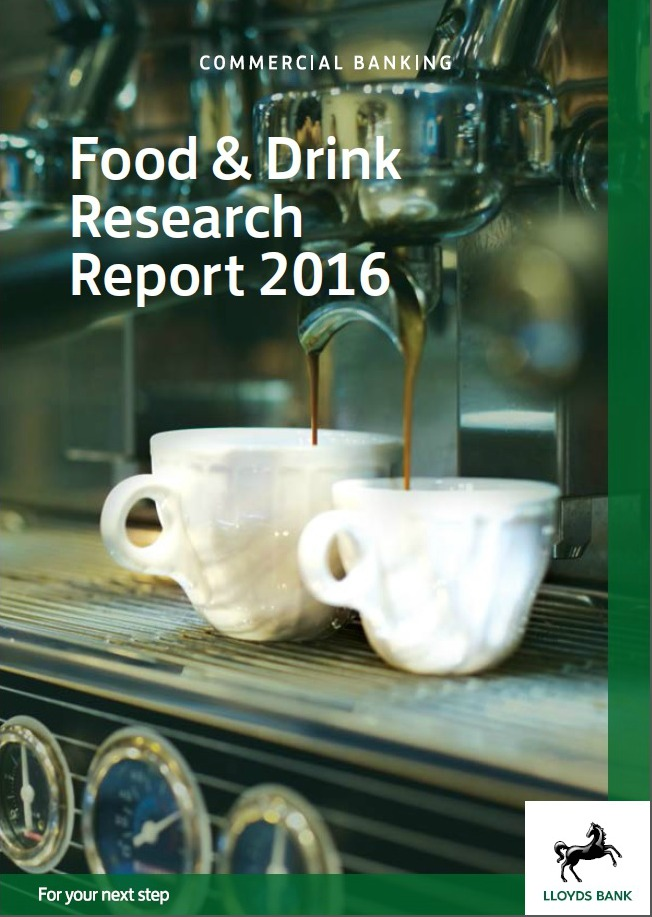 Food and Drink Research Report 2016 - Lloyds Bank